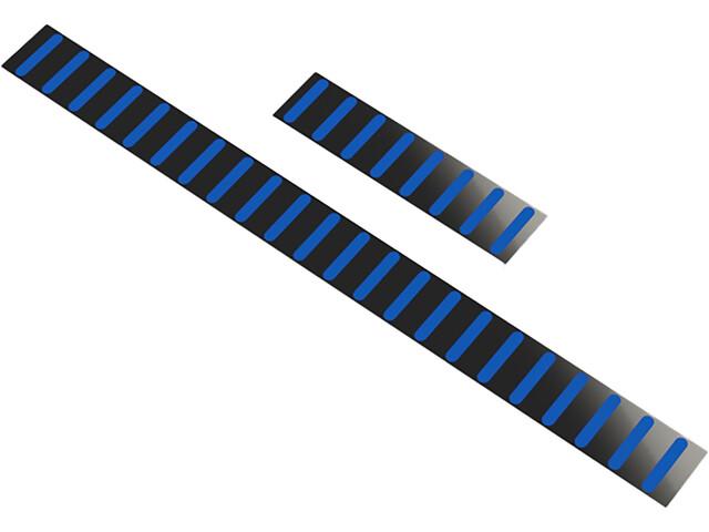 Rapid Racer Products Sticker for ProGuard Standard, black/blue